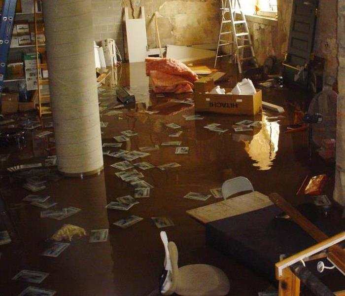 Water Damage High Tides: How to minimize damage when your basement floods
