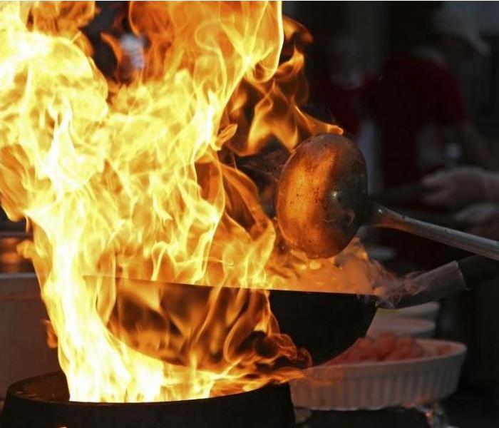 Fire Damage Tips for cooking this holiday season